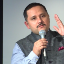Amish Tripathi on a Book Tour, New York