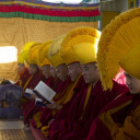 Lhasa's Jokhang temple normalise after fire