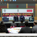 Rutgers, along with the Consulate General of India and the ICCR, co-sponsored a conference concerning democracy in India