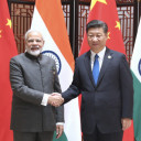 Modi congratulates Xi on re-election