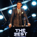 Ronaldo named best Portuguese footballer of 2017