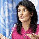 Haley warns UN: Russia may use chemical weapon on New York