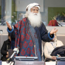 At the UN, Sadhguru calls for saving rivers