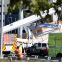 Six dead in Florida university footbridge collapse