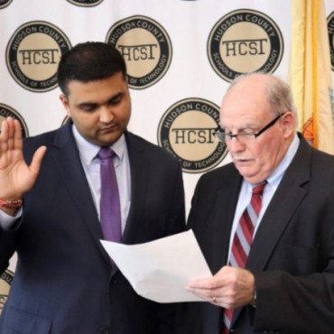 Amit Jani, South Asians For America co-chair, appointed to Hudson County School Board