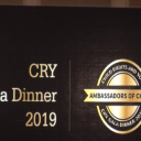 CRY America hosts 2019 gala dinner in Houston, TX