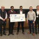 Indian American led Team Wins Sloan Healthcare Innovations Prize for New Cost effective Ventilator