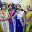 Saree Queen Competition is organized by Mahwah Hindu samaj temple in New Jersey