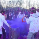 Shree Dwarkadhish Temple Celebrated Holi with the Community in New Jersey