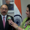Welcome reception for Ambasador Harsh Vardhan Shringla at Indian Consulate in Chicago