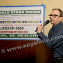 World Vegan Vision, org. Seminar on Healthy Life Vegan Way by Dr. Shrenik Shah