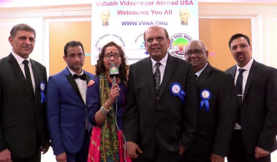 Vallabh Vidyanagar Abroad USA Organized Its Annual Re-Union 2019 Event in New Jersey