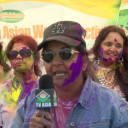 A Great Holi Celebrations was organized by the South Asian Women's Activities Organisation in New York