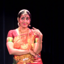 """Brihadeeswara - form to formless, through the eyes of Devaradiyal"" by The Legendary Dancer Bala Devi Chandrashekar at Broadway, NYC"