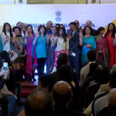 Consulate General of India and The Association of Indians in America Held an Inauguration Ceremony for 2019 to 2021 Term in New york