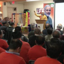 NAMO Again - Chai Pe Charcha was headed by the Indian American Community in New Jersey