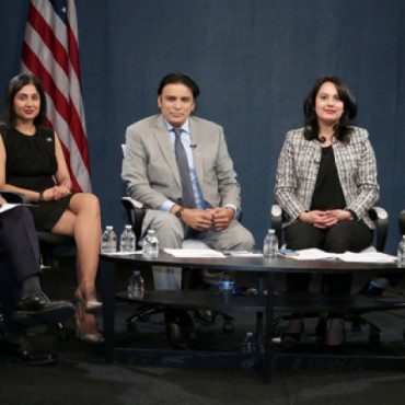 'Domestic Violence' panel hosted at TV Asia