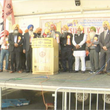 Annual Sikh Day parade in NY draws thousands