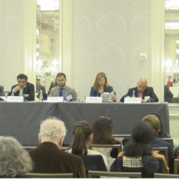 Pratham NY hosts panel on 'Navigating Asia's New Order'