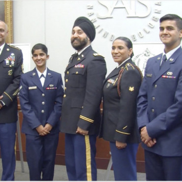Forum on contributions of Sikh Americans to US military