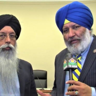 Vaisakhi Celebration by American Sikh Caucus Committee