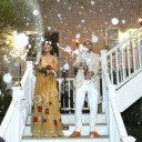 Manshi Parikh, Dipit Patel host pre-wedding celebrations.