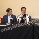 Jai Ho Shukwinder Singh Show - Media Conference at Hilton in NJ