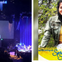Psychology-major Jahanvi Srinivasan performs at UCLA's prestigious 'Spring Sing' annual festival