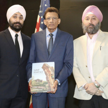 Author provides insight into the 'Lost Heritage of Punjab'