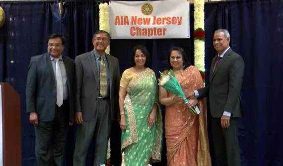 The Association of Indians in America New Jersey Chapter Celebrated 50th Anniversary Gala
