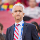 India-born former US soccer head Sunil Gulati voted into National Soccer Hall of Fame