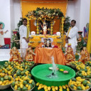 "Devotional Event Held in Georgia by Gokuldham Titled ""Aam Manorath"""