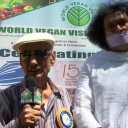 World Vegan Vision Celebrating 150 Years of Mahatma Gandhi Birth Anniversary, New York