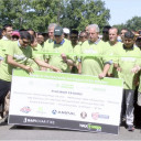 BAPS Charities hosts 'Walk Green' annual walkathon in NJ