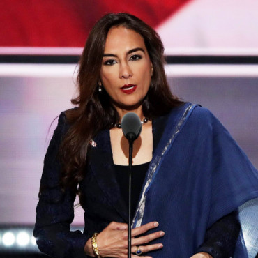 """India-born Sikh Republican activist and California lawyer Harmeet Dhillonnamedco-chair of """"Women for Trump 2020"""" campaign coalition"""