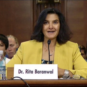 Rita Baranwal sworn in as 1st woman US Assistant Secretary for Nuclear Energy at DoE