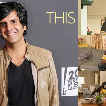 Composer Siddhartha Khosla receives Emmy Award nomination for his score on NBC's hit drama series 'This Is Us'