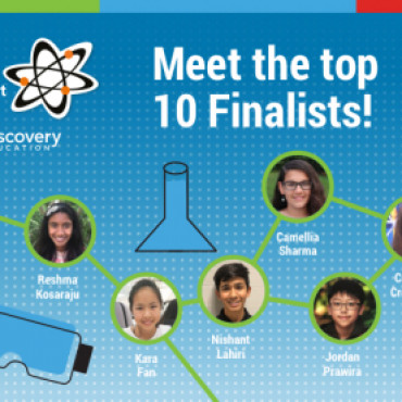 Indian Americans account for 5 of 10 finalists in prestigious 3M Young Scientist Challenge