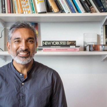 UC Berkeley names celebrated architect Vishaan Chakrabarti Dean of Environmental Design College