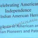 Celebrating American Independence and Indian American Heritage - Photos