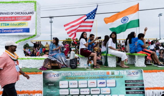 Indian Community Outreach(ICO) 2019 India Day Parade & Celebrations