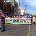 Atlanta City India Day Parade was Organized by South Jersey Indian Association in New Jersey