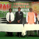 Meet and Greet with Telangana BJP President K.Laxman was held by OFBJP at Tv Asia Auditorium,NJ