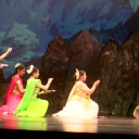 Kumar Sambhav and Dance Drama in Kathak and Odissi Style was Held in Chicago