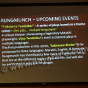 Rungmunch - Upcoming Event- Photos