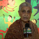 Padma Bhushan Dr Gayatri Sankaran Presence at Bengali Literature Program in New York