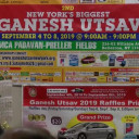 Sri Ganesh Puja for Upcoming Ganesh Utsav was held in New York