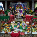 The Hindu Mandir of Lake County Celebrate Krishna Janmashtami Organized by ICA