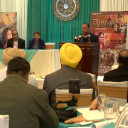 "Courage of Media Conference of Punjabi Movie ""SALUTE"" was Organized at New York"