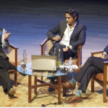 Jaipur Literary Festival in Houston brings intellectual vigour